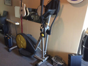 elliptical trainer only used a few time