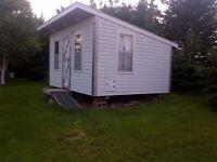 Shed/ workshop/ bunkhouse