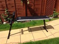 Exercise Work Out Bench