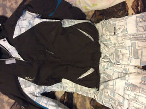 Firefly men's large 3in1 coat and matching snow pants and gloves