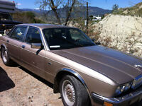 Your opportunity to own a Jaguar XJ6