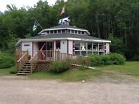 Cabot trail property