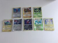 8 Pokemon Cards - £15 for them all