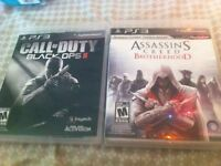 Black oops and assassins creed