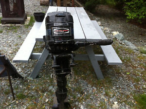 20HP Outboard Motor.
