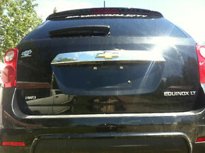 2010 thro2016 equinox rear end parts front damaged
