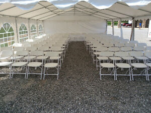 Outdoor Event Tent Rentals, Chairs, Tables, Dance Floor Cambridge Kitchener Area image 8