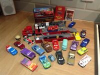 Disney Cars Red truck