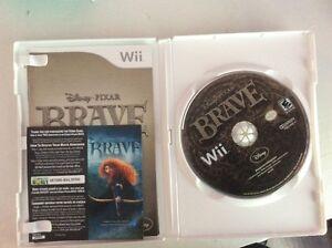 Jeux Brave (WII) de Disney