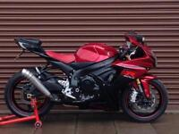 Suzuki GSX-R750 2014 Yoshimura Supersport. Only 6677miles. Delivery Available.