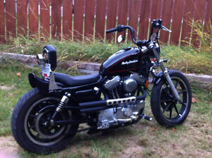 looking for a sportster project