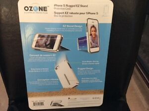OZONE IPHONE 5/5S CASES 2X West Island Greater Montréal image 2
