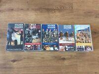 Soldier Soldier VHS Videos