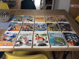 15 Wii Games
