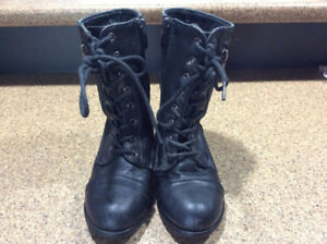 Toddler Size 11 Boots- Excellent Condition
