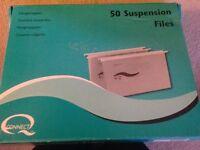 Box 50 New Suspension Files