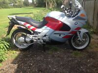 BMW K1200RS. LOW MILEAGE 2001. £2395 ONO