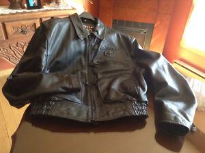 yamaha star leather jacket