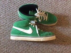 Male Nike sneakers