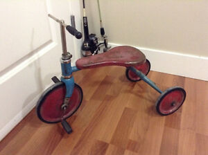 1940s kids tricycle