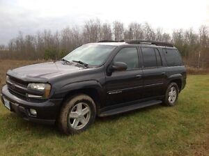 2003 Chev Trailblazer EXT for TRADE