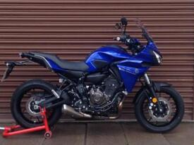 Yamaha MT07 MT-07 Tracer 700 ABS 2017 Only 603miles. Delivery Available