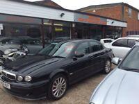 At Hurricane Jaguar X-Type Sport 2.0 Diesel Manual VGC More Jags in Stock