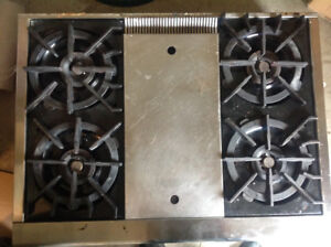 WOLF cooking range for sale