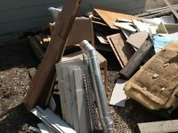 Renos are almost done, free leftovers, boards, drywall, more!