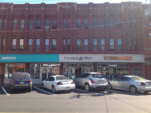 PRIME COMMERCIAL/RETAIL SPACE BUSY LOCATION DOWNTOWN CHARLOTTETO