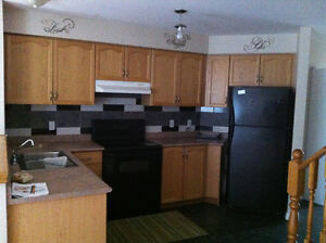 Single house (4 bedrooms) available on March 1st Kitchener / Waterloo Kitchener Area image 1