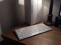 Apple Mac/iPad Aluminium Wireless Keyboard