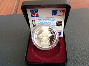 TORONTO BLUE JAYS - 1991 EASTERN DIVISION CHAMPIONS COIN