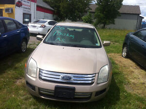 2006 FORD  FUSION  SAFETY $3700+HST  519 5641649