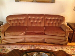 MOVING SALE - Sofa/Couch and Chair
