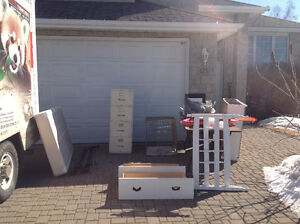 Free furniture!!! Pick up this afternoon please - march 25