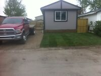 Nicest Mobile Home is Airdrie for sale