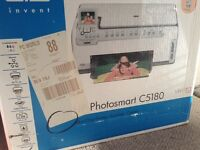 HP Photosmart C5180 All-in-One Inkjet Printer