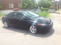 2008 Honda Civic LX SR Coupe (2 door)