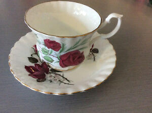 Tasse royal Albert