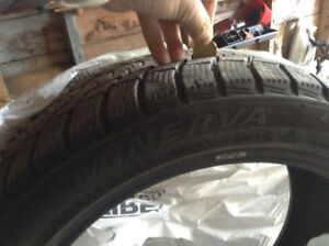 4 Awesome low profile winter tire