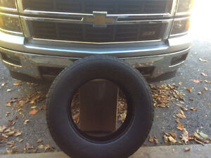 P265/65R18 , Goodyear Wrangler Tires-used $ 180.00