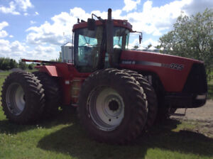 CaseIH STX 325 with 1000rpm pto and powershift