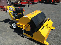 Power Broom Sweeper For Rent - Winter Rental Rates Available