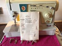 Vintage SINGER Sewing Machine £40.00