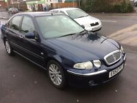 2003 Rover 45 2.0 diesel Club-good economy-new mot-ideal runaround
