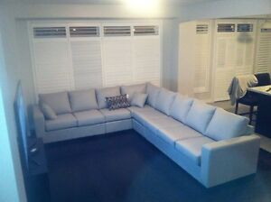 BRAND NEW CUSTOM SIZE SECTIONALS FROM MANUFACTURER