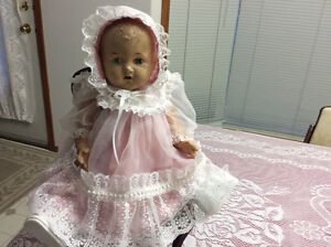 100 year old doll