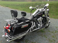Road king low miles one owner