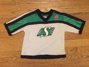 Saskatchewan Roughriders Jersey Child size 3X Edmonton Edmonton Area image 1
